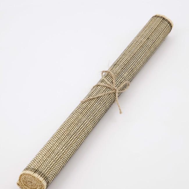Bamb Dækkeservietter – 4 stk. – Natur fra House Doctor