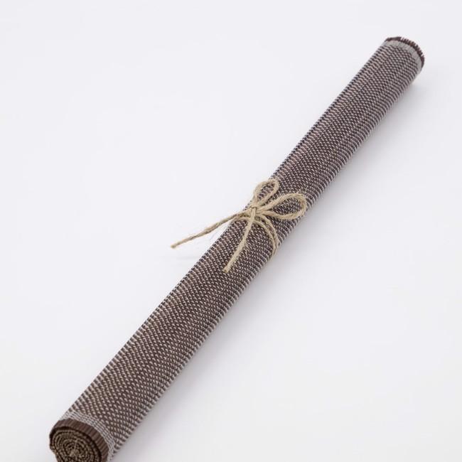 Bamb Dækkeservietter – 4 stk. – Lysebrune fra House Doctor