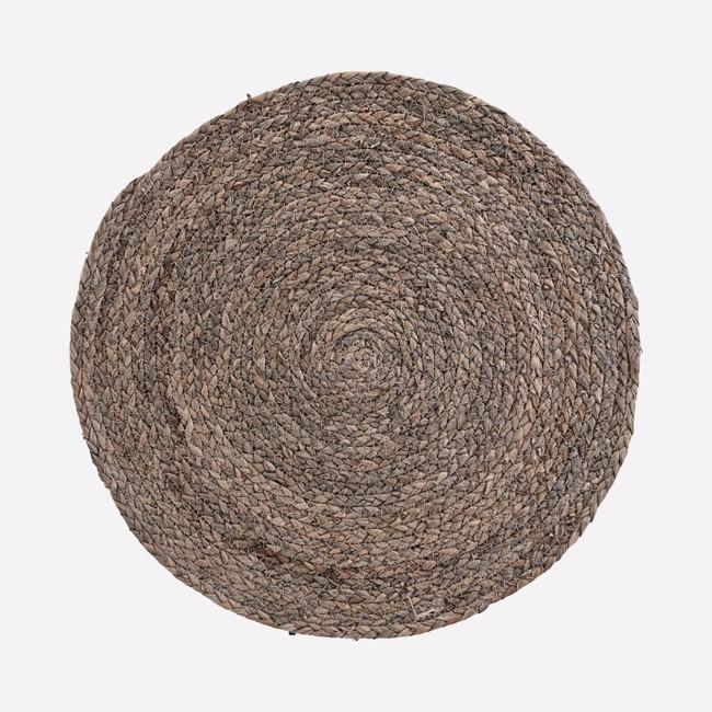 Circle Dækkeserviet – 4 stk. – Lysegrå fra House Doctor