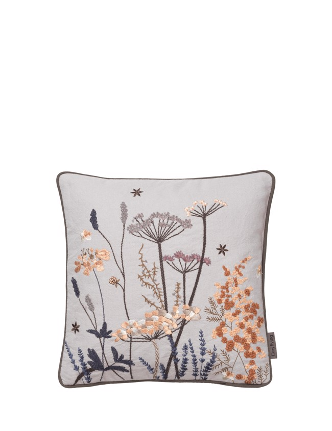 Image of   Broderet pude Maja 30x30 cm fra Cozy Living