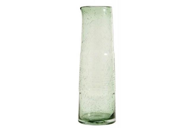 Image of   Greenie håndlavet glaskande - H30 cm - grøn fra Nordal