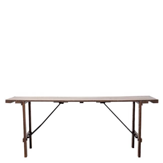 Image of   Emiko spisebord i mangotræ 200 cm fra Lene Bjerre