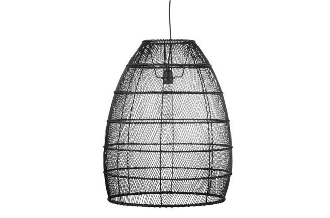 Image of   Wica pendel H70 cm sort fra Lene Bjerre