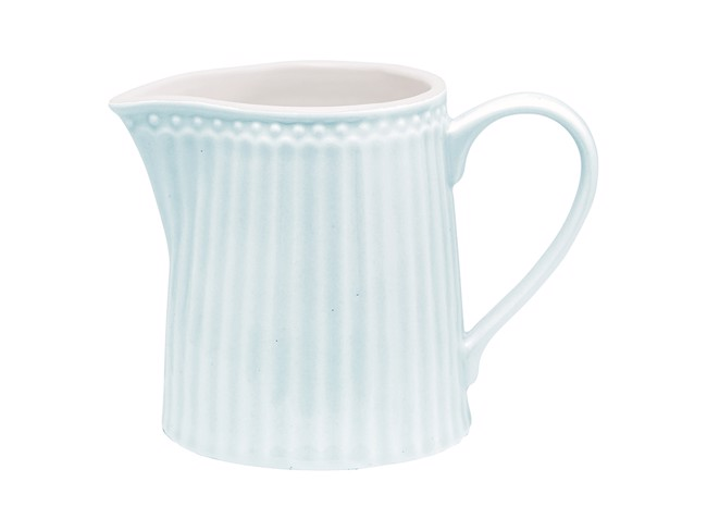 Image of   Alice flødekande i pale blue fra GreenGate