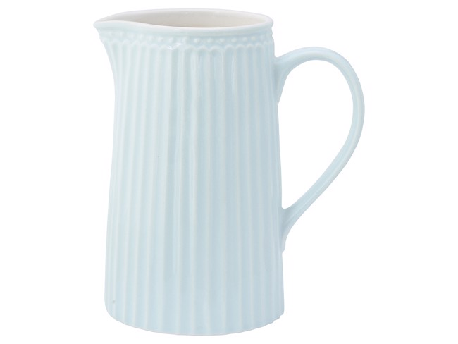 Image of   Alice kande 1 liter, pale blue fra GreenGate