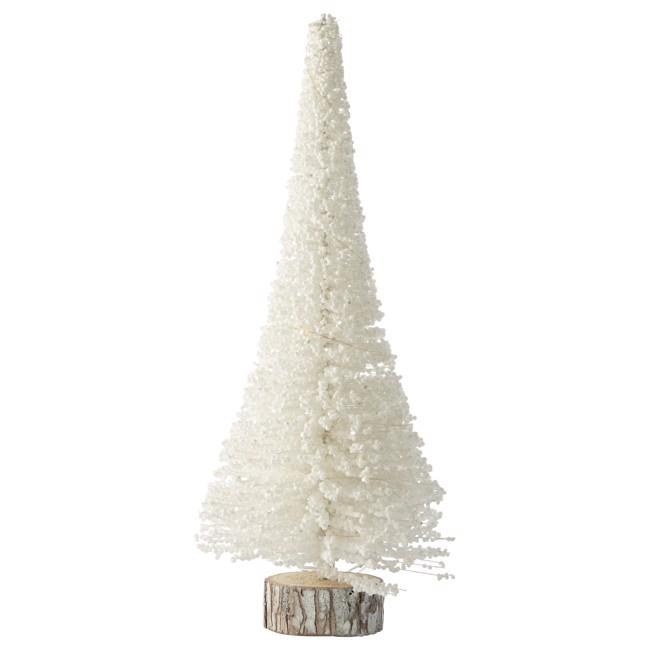 Image of   Alivinne juletræ hvidt - LED - H40 cm fra Lene Bjerre