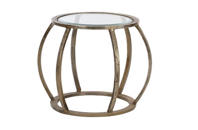 Image of   Aura sidebord i bronze fra THG Home & Interior