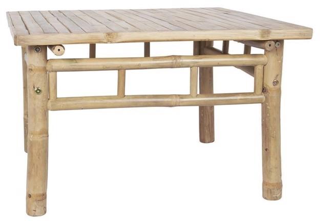 Image of   Bambus sofabord 70x70 cm fra Ib Laursen