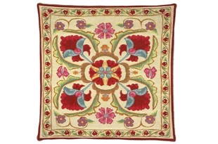 Bohemian chic pude 45x45 cm fra FS Home Collection
