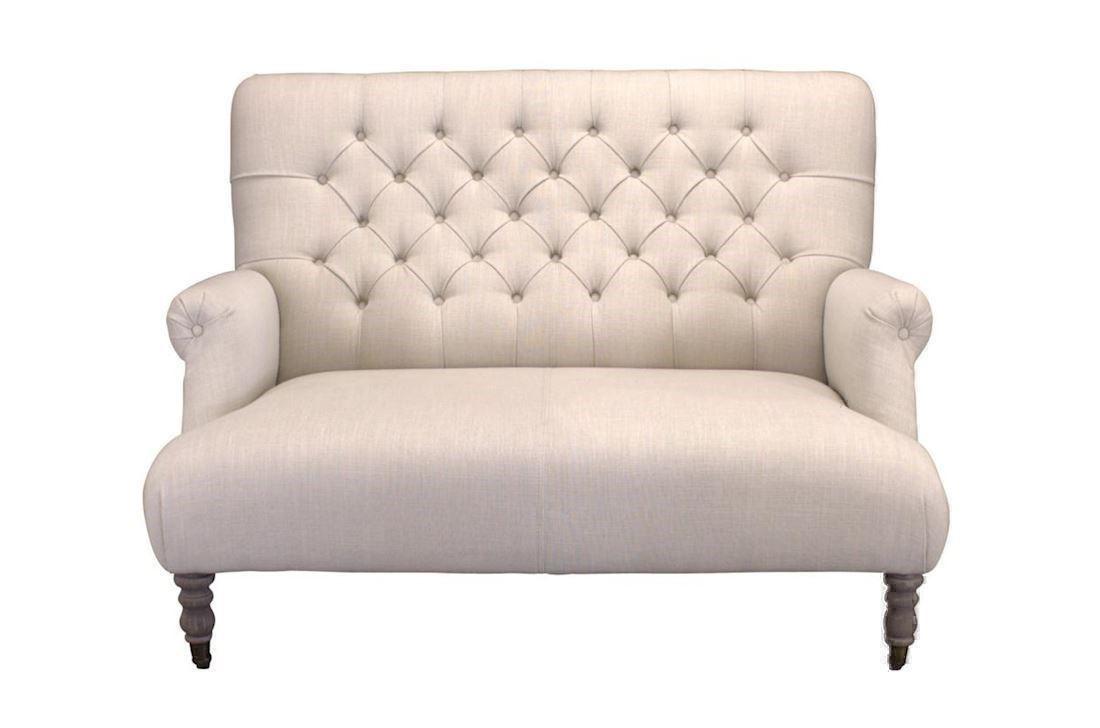 CE Victor 2 personers sofa med høj ryg