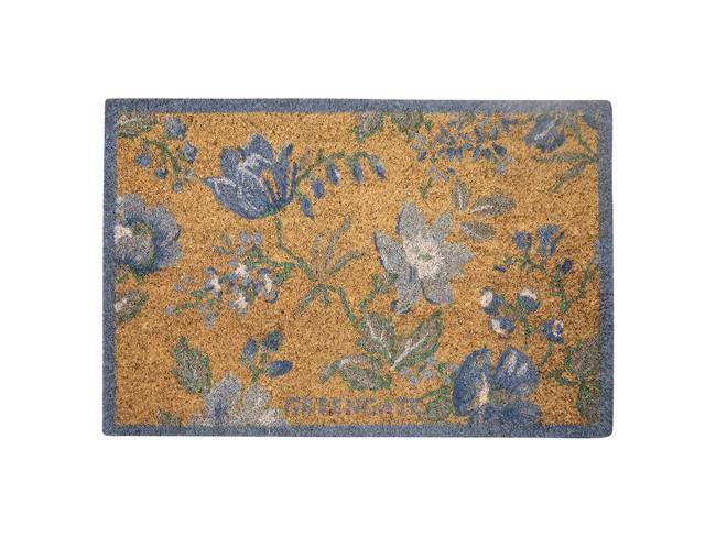 Billede af Donna dørmåtte - Blue - 40x60 cm fra GreenGate