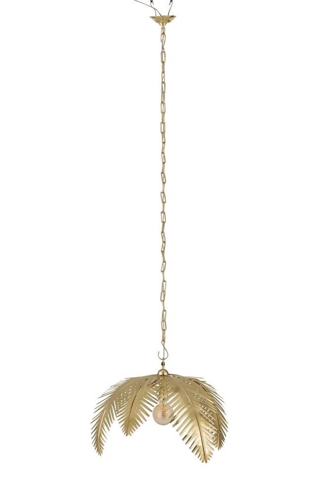 Image of   Coconut lysekrone i guld fra J-Line