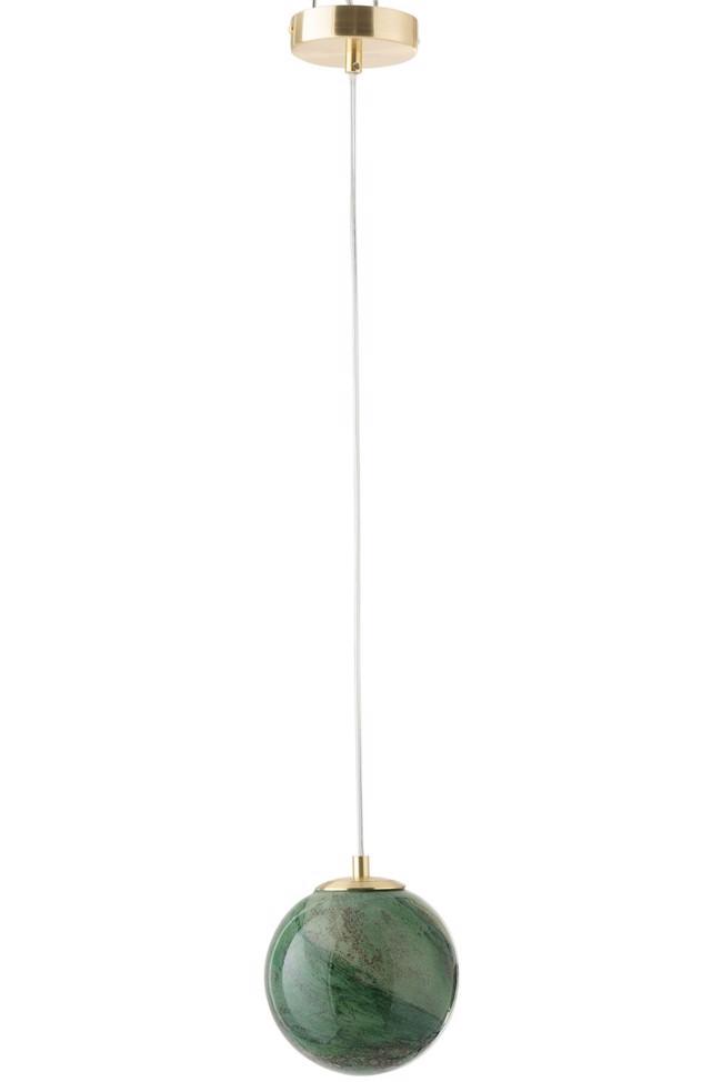 Image of   Dany loftlampe grøn Ø14,5 cm fra J-Line