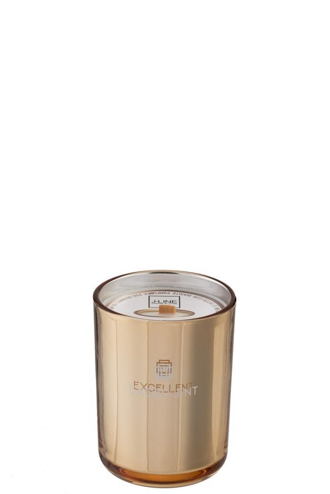 Excellent duftlys – golden honey – 50 timer- fra J-Line
