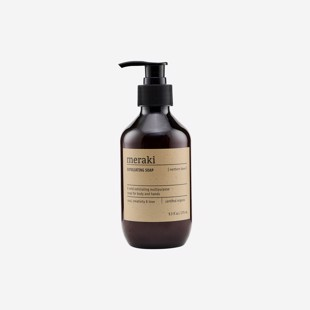 Northern dawn exfoliating sæbe, 275 ml fra Meraki