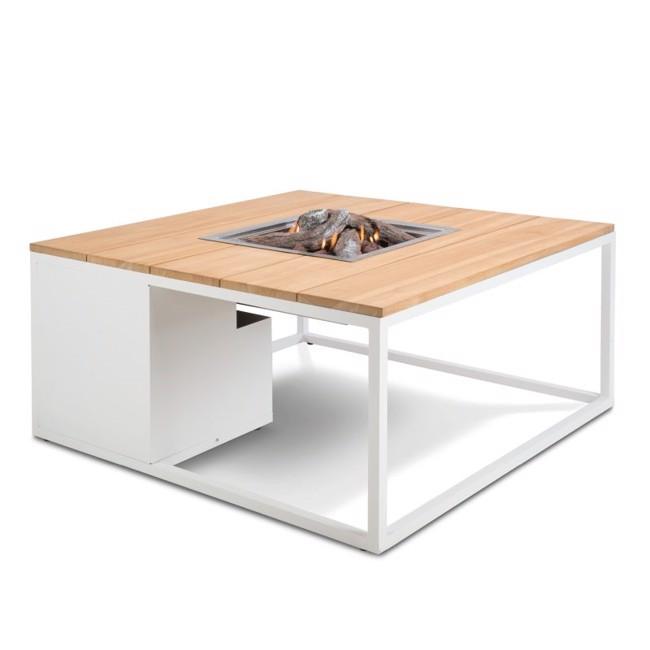 Image of   Firepit havebord med pejs - Flere varianter