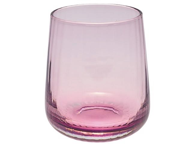 Image of   Flute vandglas, blommefarvet fra GreenGate