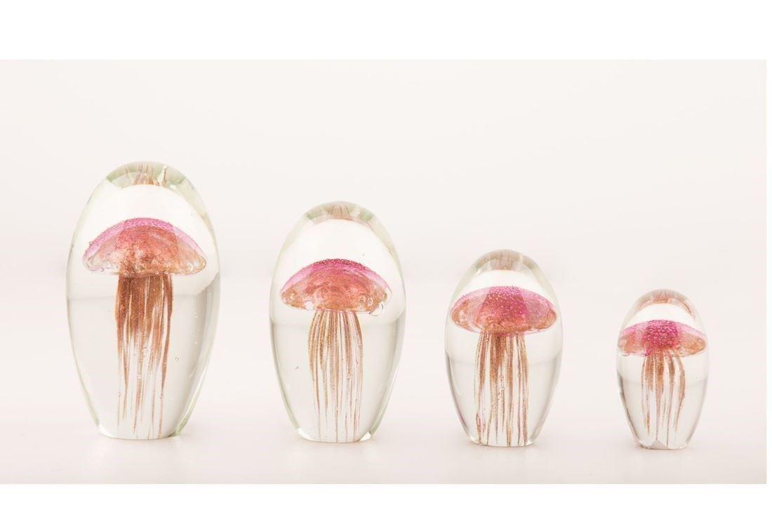 pink gople med guldglimmer h jde 9 2 cm fra la vida. Black Bedroom Furniture Sets. Home Design Ideas