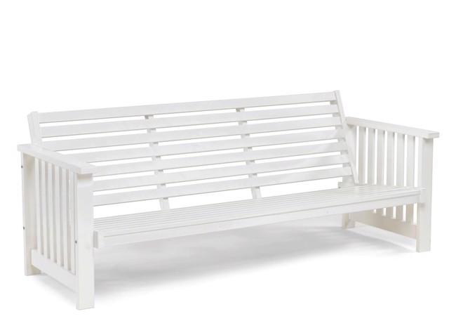 Image of   Gotland have loungesofa, hvid fra Hillerstorp