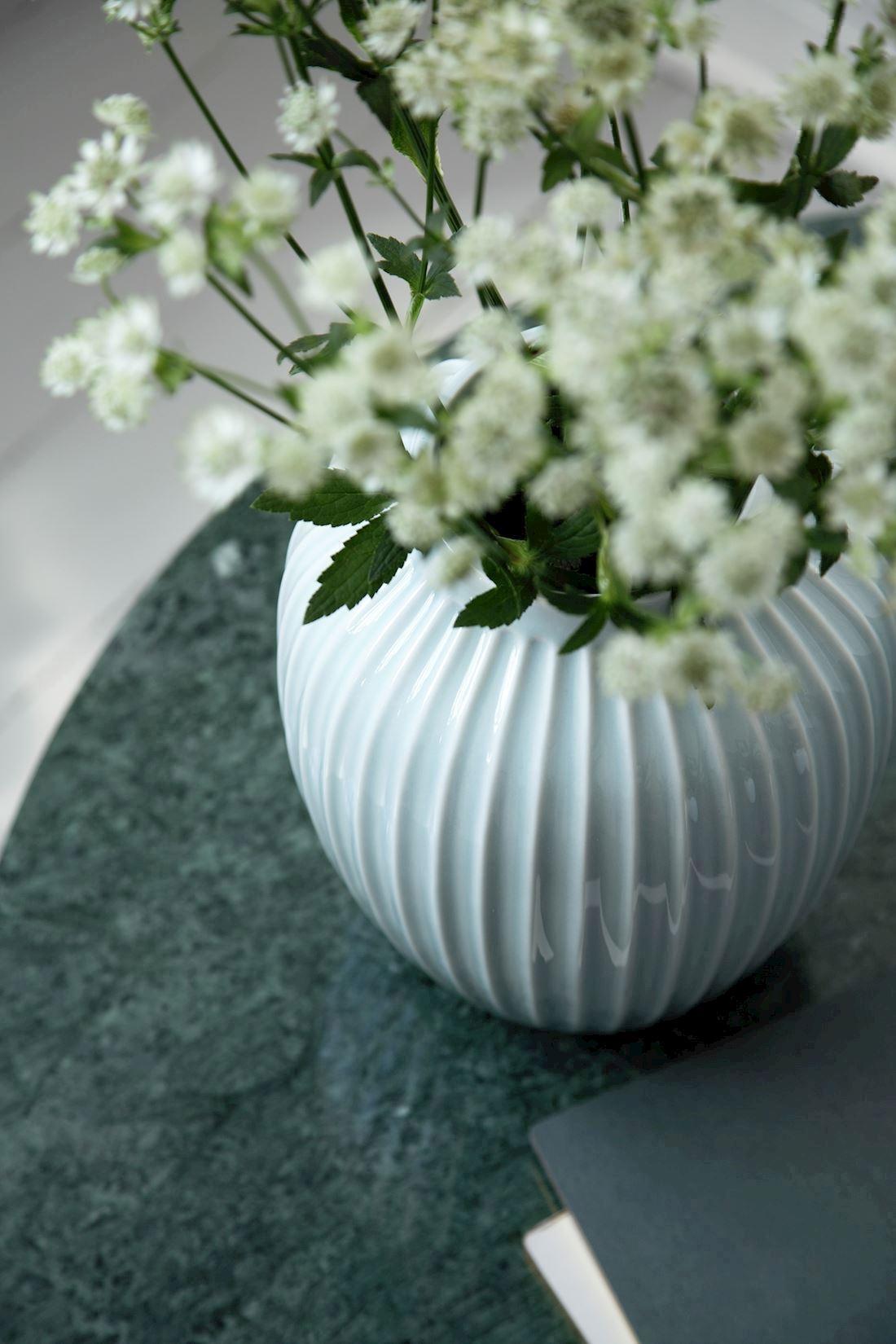 Hammersh 248 I Vase H200 Mintgr 248 N Fra K 228 Hler