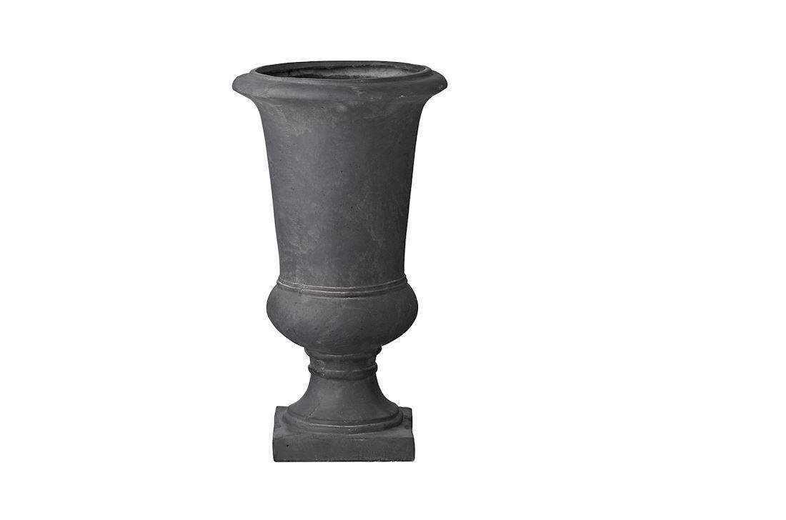 Karol havekrukke mørk cement 57 cm fra Lene Bjerre