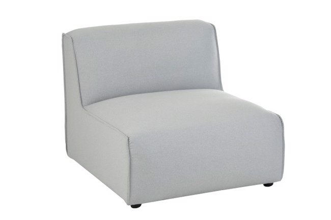 Image of   Lazy sofamodul med ryglæn, beige fra J-Line