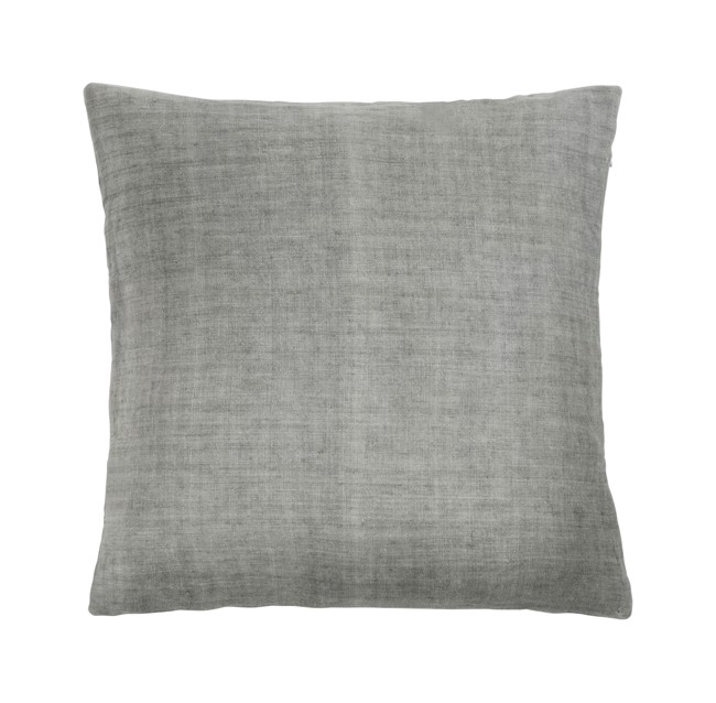 Image of   Luxury Light Linen pude 50x50 cm - Moss fra Cozy Living
