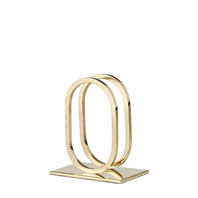 Metro Servietholder – Guld fra Bungalow