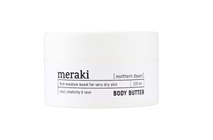 Body butter, Northern Dawn , 200 ml fra Meraki