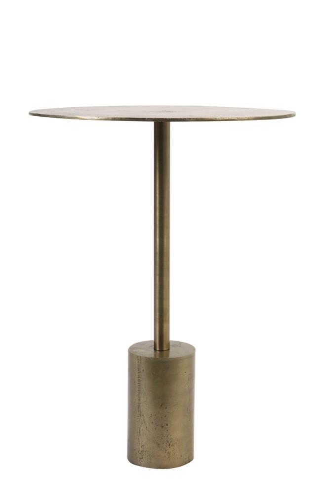 Billede af Molo sidebord - Antik bronze- H55 cm fra Light & Living