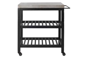 Nordic bar cart rullebord til haven fra Cozy Living