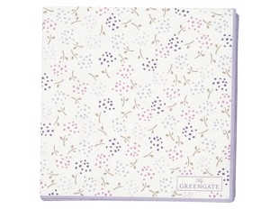 Ginny White servietter - small fra GreenGate