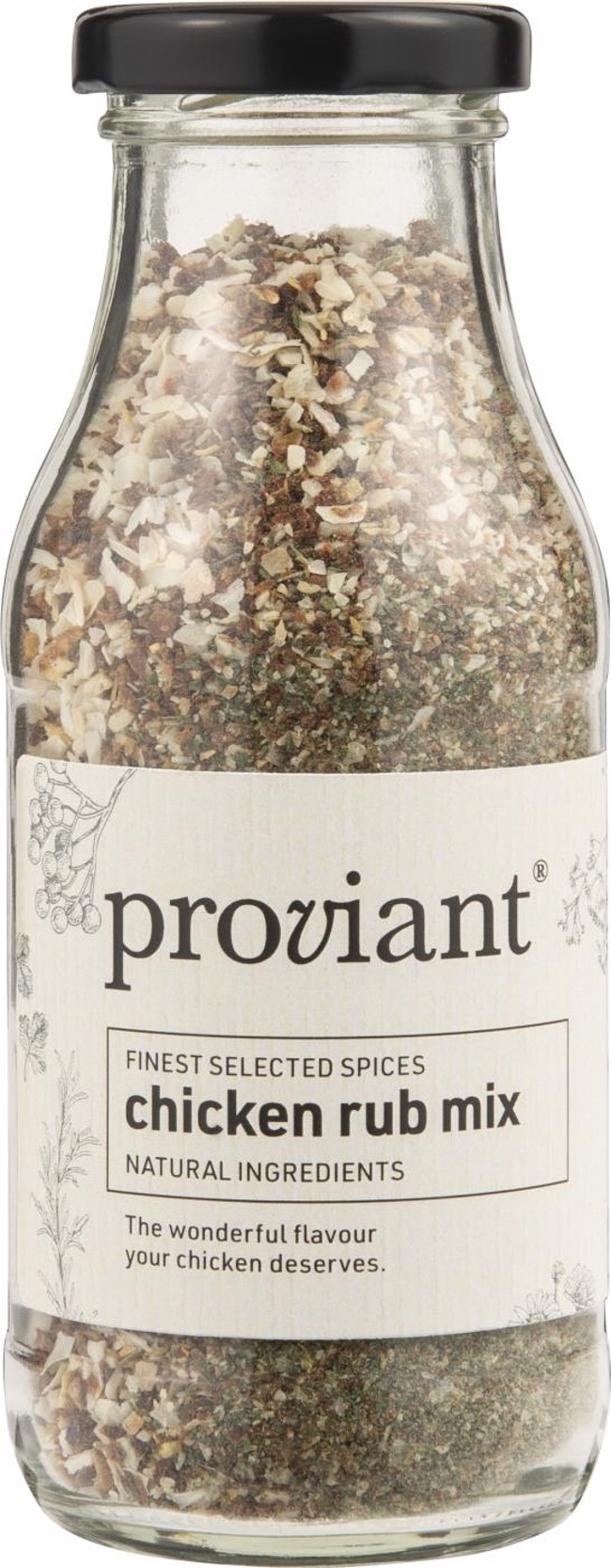 Image of   Proviant chicken rub mix 150 g fra Ib Laursen