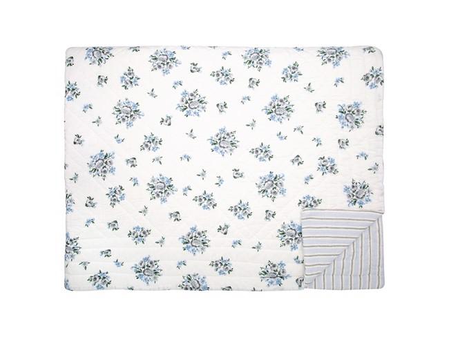 Image of   Nicoline qulitet sengetæppe 140x220 cm fra GreenGate