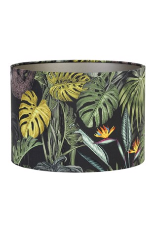 Rica Jungle lampeskærm cylinderformet 30-30-21 cm fra Light & Living