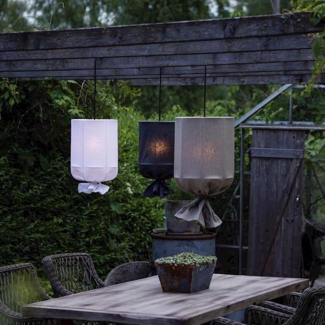 Image of   Sådan indretter du haven eller altanen med udelamper...
