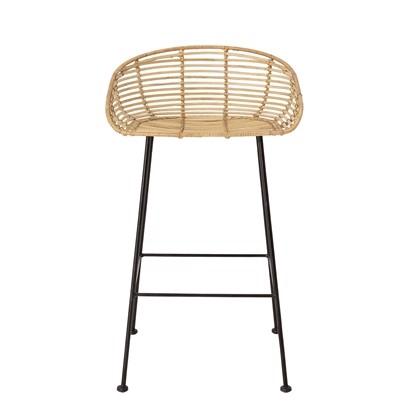 Image of   Tabitta bar stol, natur, rattan fra Bloomingville