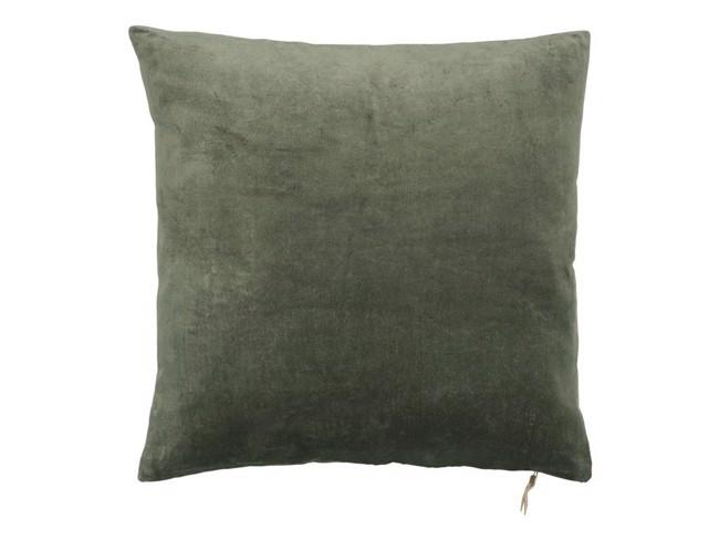Image of   Velvet Soft pude 50x50 cm - ARMY fra Cozy Living