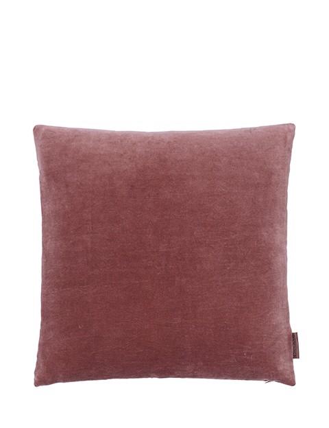 Image of   Velvet Soft pude 50x50 cm - ROSA fra Cozy Living