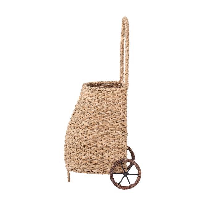 Image of   Havevogn i bankuan græs fra Bloomingville Mini