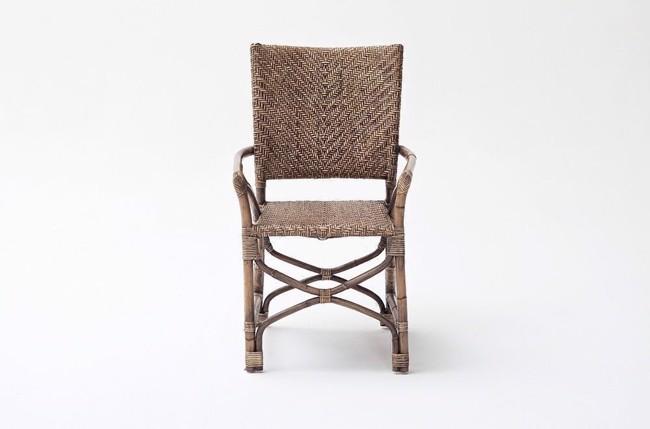 Image of   Countess stol i flettet rattan fra Novasolo