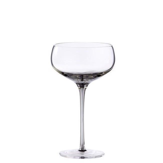Image of   Victorinne cocktailglas røgfarvet - sæt med 6 stk. fra Lene Bjerre