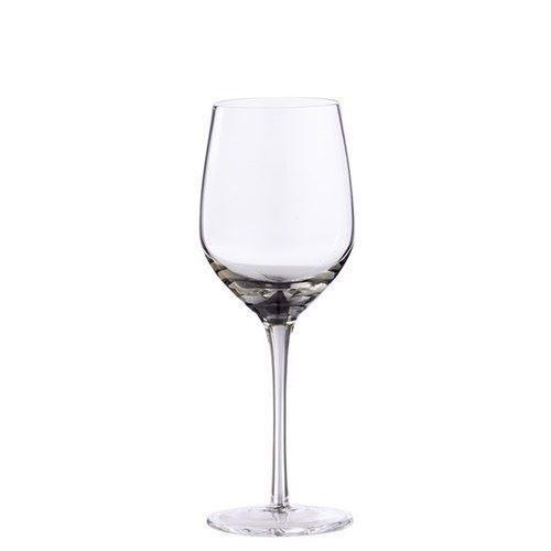 Image of   Victorinne hvidvinsglas røgfarvet - sæt med 6 stk. fra Lene Bjerre